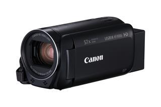 CANON LEGRIA HF R806 BK MP4 / AVCHD  2.07MP ...