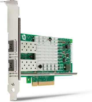 HP Intel X550 10GBASE-T Dual Port NIC
