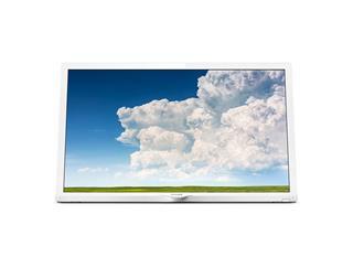 "Televisor Philips 24Phs4354/12 24"" LED HD blanca"