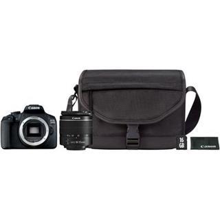 Canon EOS 2000D SLR 24.1MP 18-55 DC + SB130 + 16GB