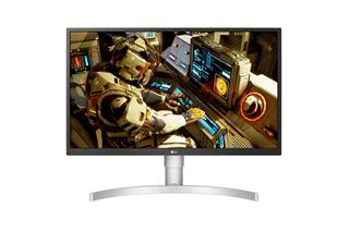 "Monitor LG 27UL550-W 27"" LED UHD 4K IPS FreeSync"