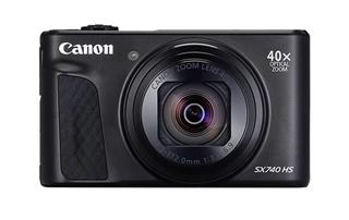 CANON POWERSHOT SX740 HS BLACK       CCD 45X ...