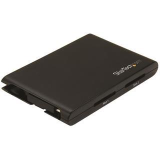 Lector/Escritor de Tarjetas de Memoria SD con 2 Ranuras USB 3.0