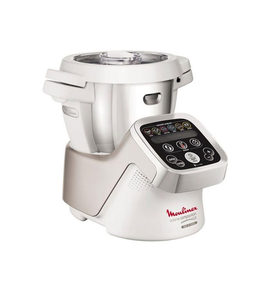 ROBOT COCINA MOULINEX HF800A13 1550W,4.5LTR ·