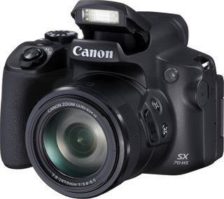 """Canon Powershot SX70 HS bridge 20.3MP 3"""" ..."""