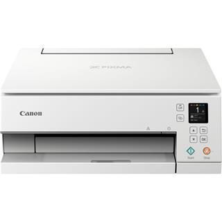 Impresora inyección de tinta color Canon PIXMA TS6351 - Blanco.