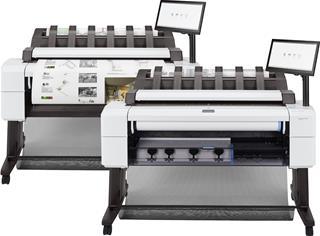 HP Impresora gran formato DesignJet T2600PS 36-in ...
