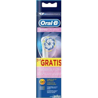 ACCESORIO DENTAL BRAUN  EB60-3+1 ULTRA SENSI·