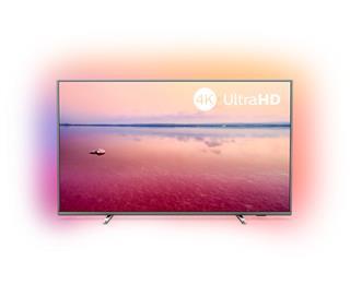 "tv Led 43"" Philips 43Pus6754/12 4k Uhd.Ambilight 3 Lados"