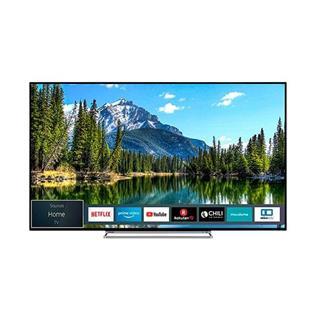TELEVISIÓN LED 43  TOSHIBA  43VL5A63DG SMART ...