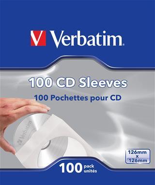 VERBATIM ACCESORIO SOBRE CD PACK 100