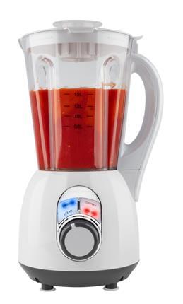 MEDION MD 16411 1.5L licuadora y máquina para hacer sopa