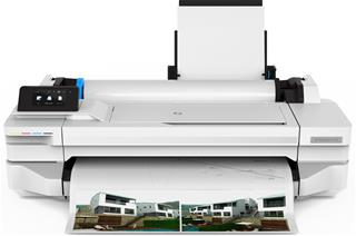 Impresora tinta Color HP INC HP DesignJet T125 ...