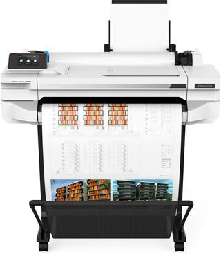 HP INC HP DesignJet T525 24-in Printer 1Y Warr