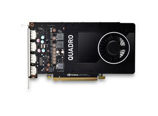 HP Inc NVIDIA QUADRO P2200 5GB (4)DP GFX