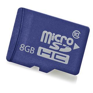 HP ENT HPE 8GB Micro SD EM Flash Media Kit