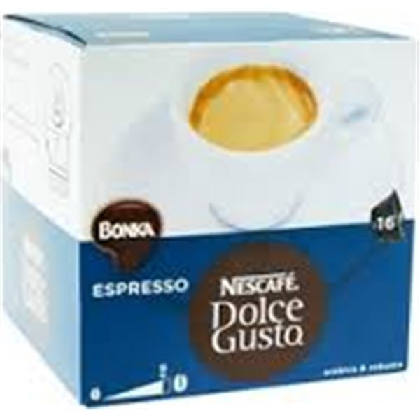 CAPSULA CAFETER CAFE DOLCE GUSTO ESPRESSO BO·