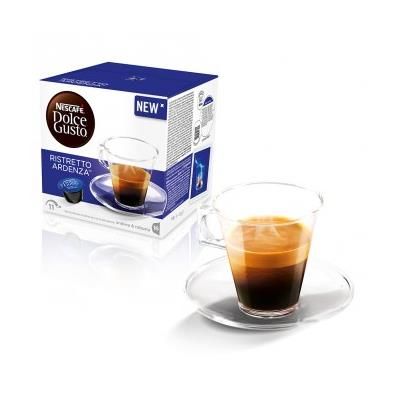 CAPSULA CAFETER KRUPS DOLCE GUSTO RISTRETTO ·