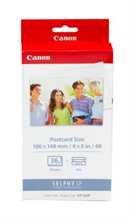 Canon Paper/KP-36IP Ink Paper-Set