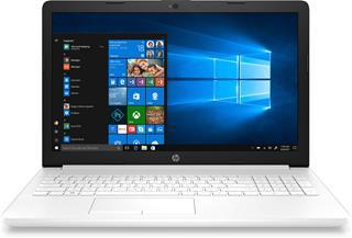"Portátil HP 15-DA0241NS i3-7020U 8GB 256SSD 15.6"" W10 Blanco"