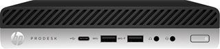 HP 600G5PD mini pc I5-9500T 8GB 256GB