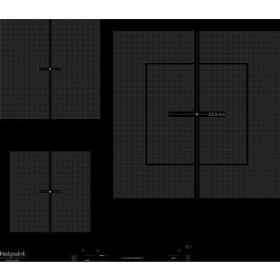 PLACA INDEPENDI INDUCCION HOTPOINT-ARISTON K·