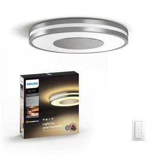 Philips Being Hue ceiling lamp aluminium 1x32W