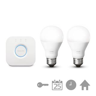 Philips HUE LUX Connected WHITE 9W A60 E27