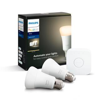 Philips Hue White 2 bulb E27 Bt
