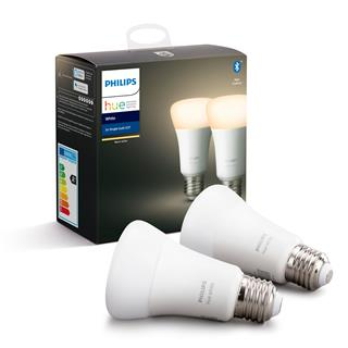 Philips Hue White 2 bulb E27 Bluetooth