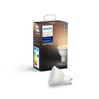 Philips Hue White Ambiance GU10 Bt