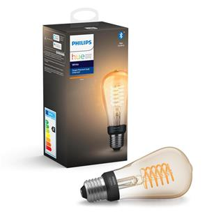 Philips Hue White Filament ST64 E27 BT