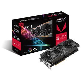 VGA ASUS AREZ-STRIX-RXVEGA64-O8G-GAMING