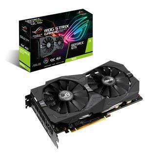 ASUSTEK GF STRIX GTX 1650 O4G PCI-E     4GB GDDR5 ...