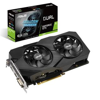 VGA DUAL-GTX1660-O6G-EVO ASUS