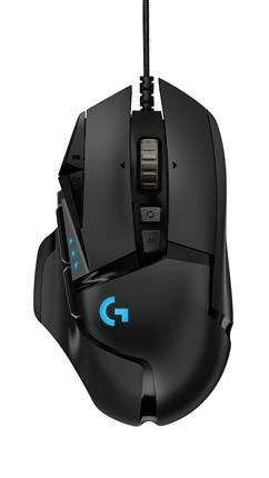 Logitech G502 High Performance Gaming Mouse EER2