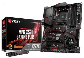 MSI COMPUTER MPG X570 GAMING PLUS            IN