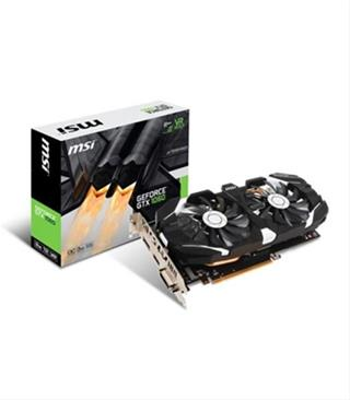 VGA MSI GEFORCE GTX 1060 3GB GDDR5 DUAL FAN-DESPRECINTADO