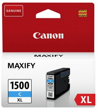 Canon Ink/PGI-1500XL Maxify Cyan XL Cart