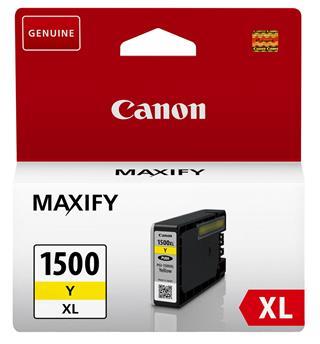 Canon Ink/PGI-1500XL Maxify Yellow XL Cart