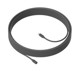 Logitech MeetUp 10m Mic Cable - GRAPHITE - WW