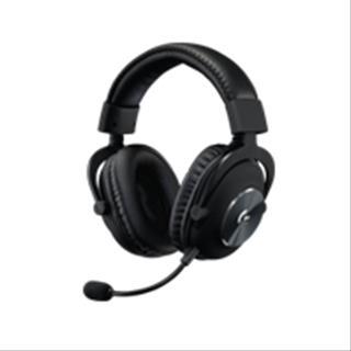 Logitech G PRO X Gaming Headset - BLACK