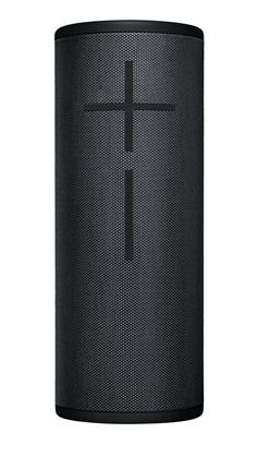 Logitech UE MEGABOOM 3 - NIGHT BLACK - EMEA