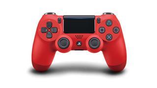 Mando original Sony PS4 Dualshock rojo V2