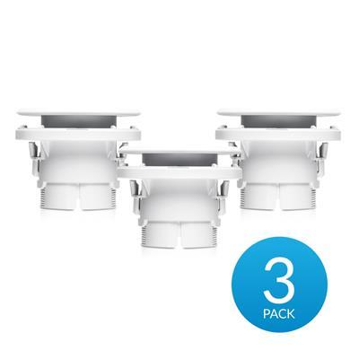 Accesorio de montaje empotrado Ubiquiti UVC-G3-F-C-3 UniFi Protect UVC-G3-FLEX pack 3 unidades