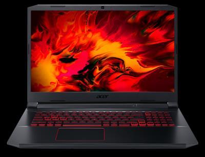 Acer Nitro 5 AN517-52-758K Portátil Negro 43.9 cm ...