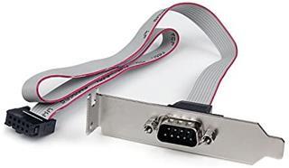 Adaptador Startech PLATE9M16LP 40cm DB9 a IDC10 ...