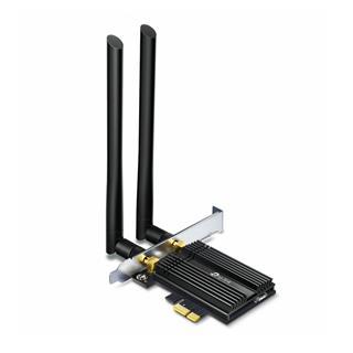 Adaptador TP-Link Archer TX50E PCIe AX3000 Wi-Fi 6 Bluetooth 5.0