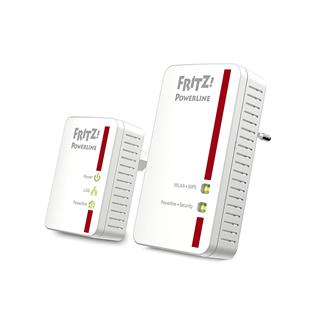 Adaptador/extensor de red AVM FRITZ!Powerline 540E WLAN Set Inte