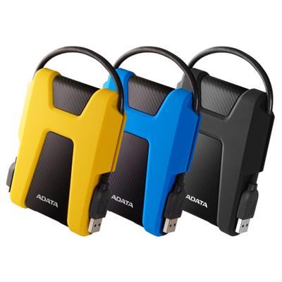 ADATA HD680 disco duro externo 2000 GB Negro